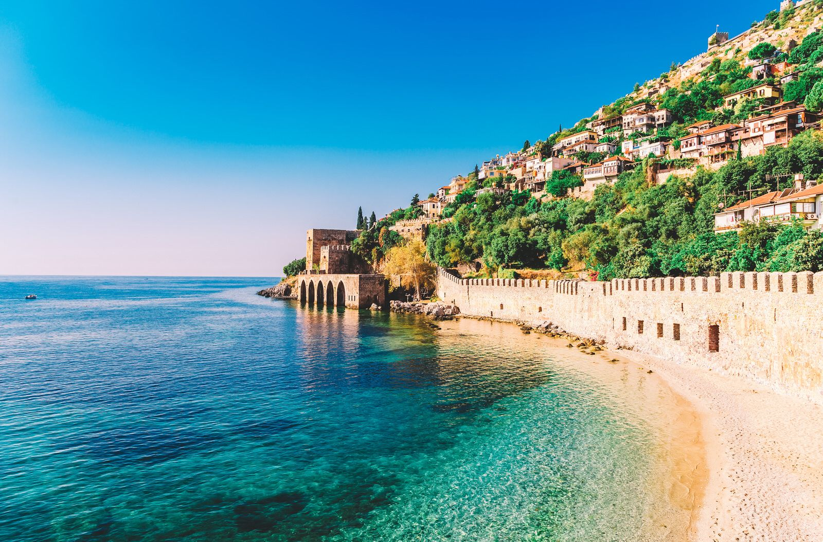 Find Your New Home in Alanya