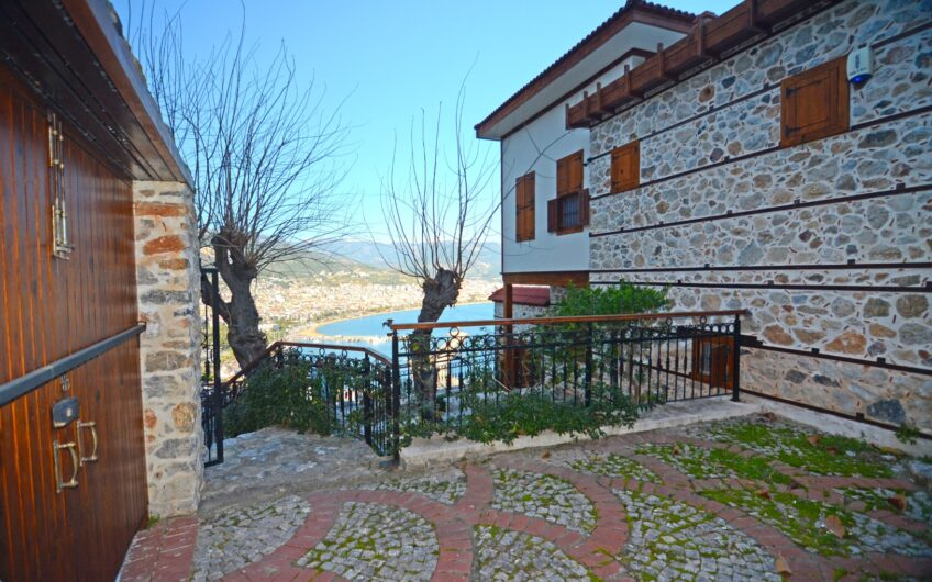 MANSION FOR SALE AT ALANYA FORTRESS