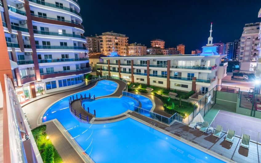 LUMOS RESIDENCE ALANYA APARTMENTS FOR SALE