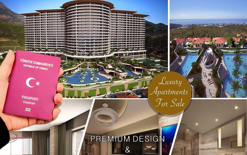 Riviera Deluxe Hotel & Spa Buy Apartments in Alanya