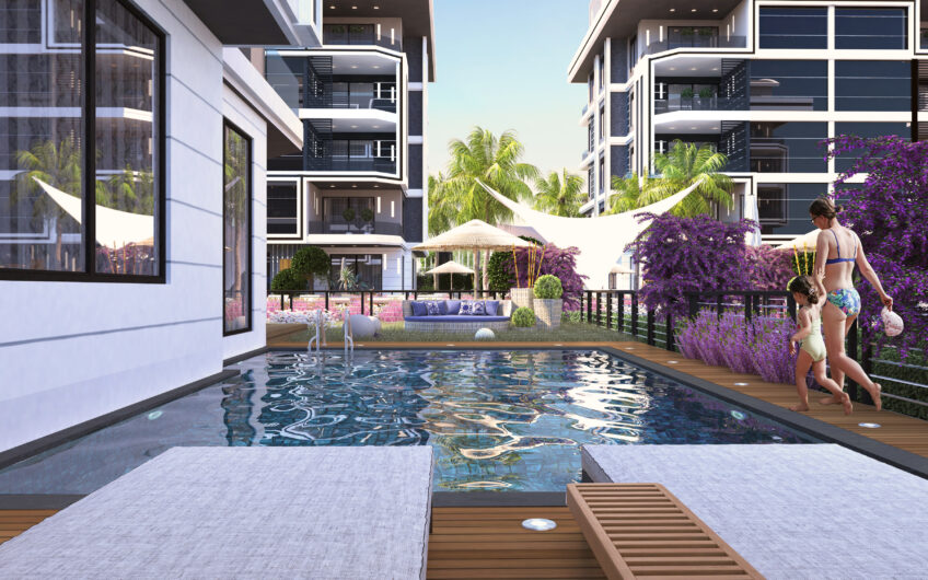 Brand new residential complex in Oba